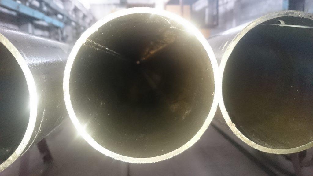 Внутреннее полимерное покрытие труб